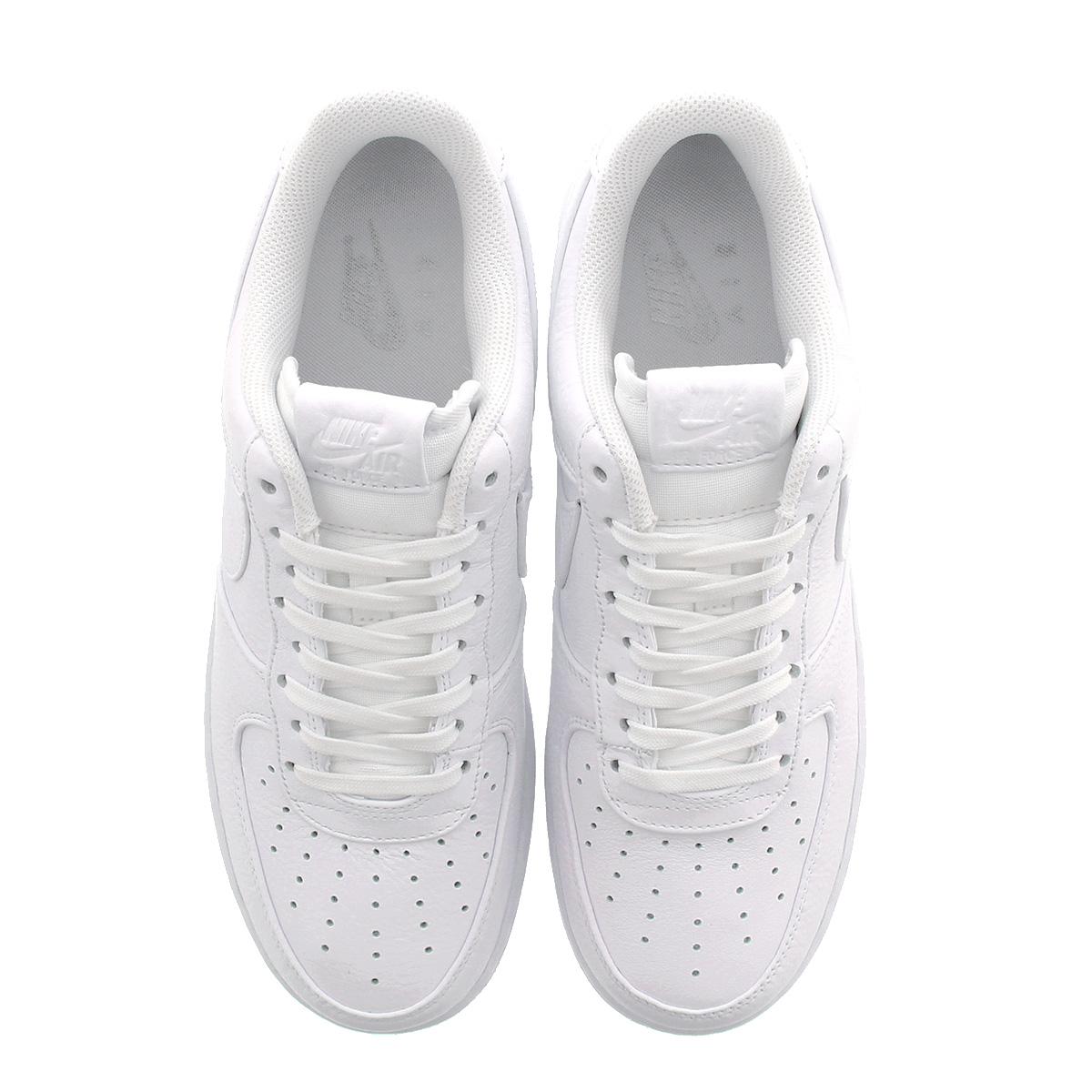2 WHITEWHITEWHITE at4143 103 premium in NIKE AIR FORCE 1 '07 in PREMIUM 2 Nike air force 1 '07