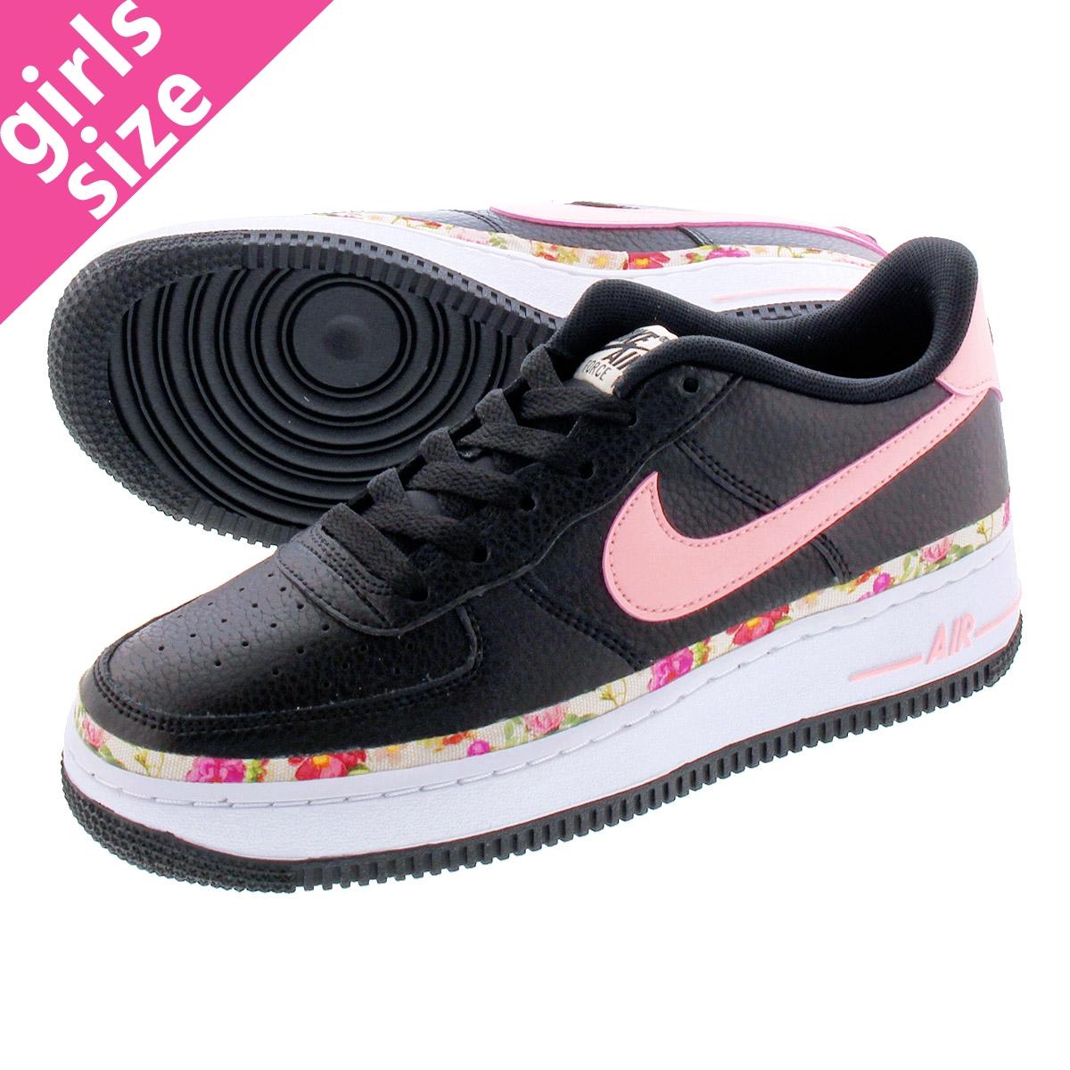 Nike Air Force 1 VF Sneaker Mädchen schwarz rosa im Online Shop von SportScheck kaufen