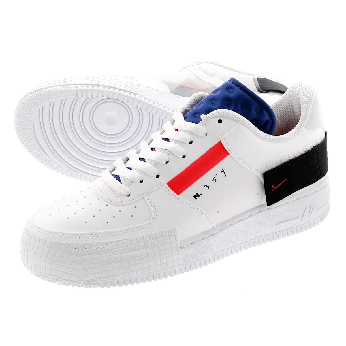 Nike Air Force 1 Type 'Summit White' | More Sneakers