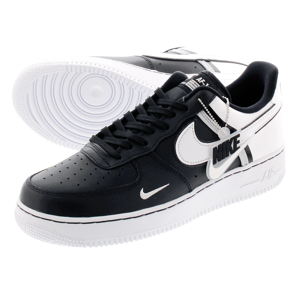 NIKE AIR FORCE 1 '07 LV8 2 Nike air force 1 '07 LV8 2 BLACKWHITE ci0061 001