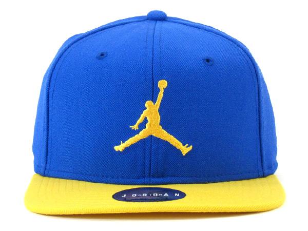 c3c423c71cb036 ... purchase nike jordan jumpman true snapback cap nike jump man toe roux  snapback cap blue yellow