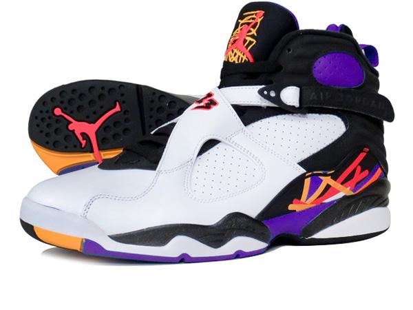 premium selection 5e468 09751 NIKE AIR JORDAN 8 RETRO Nike Air Jordan 8 retro WHITE/RED/BLACK/CONCORD