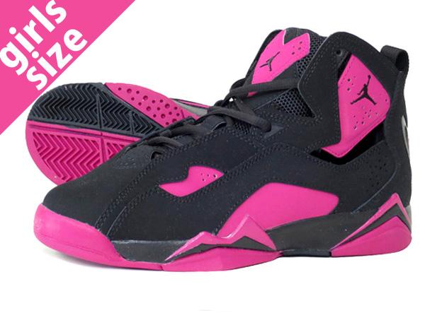 Jordan True Flight Pink And Black   Progress Texas