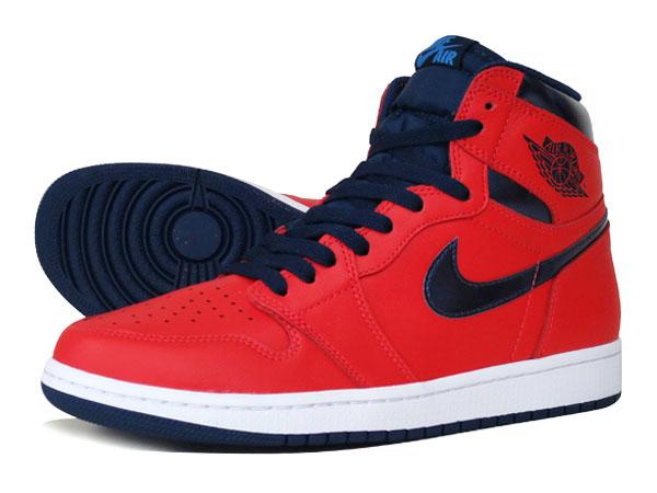 exclusive deals best price cheap for discount NIKE AIR JORDAN 1 RETRO HIGH OG Nike Air Jordan 1 retro Hi OG LIGHT  CRIMSON/MIDNIGHT NAVY/WHITE