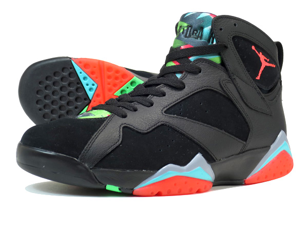 hot sale online 0a649 4db6d ... coupon for nike air jordan 7 retro 30th black infrared 23 blue graphite  marvin the martian