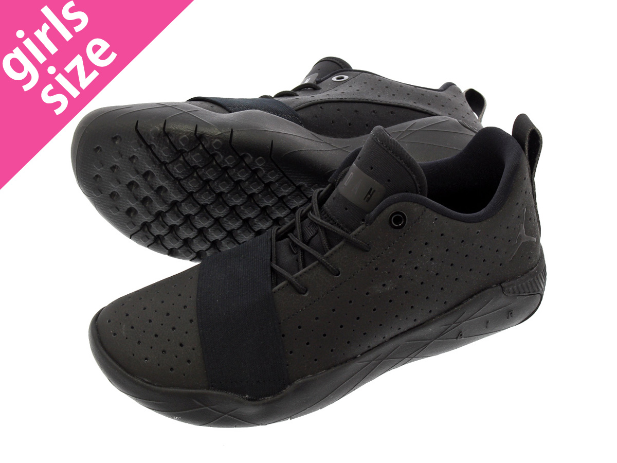 f36c74d02a25fe NIKE JORDAN BREAKOUT GS Nike Jordan breakout GS BLACK BLACK BLACK ANTHRACITE  881