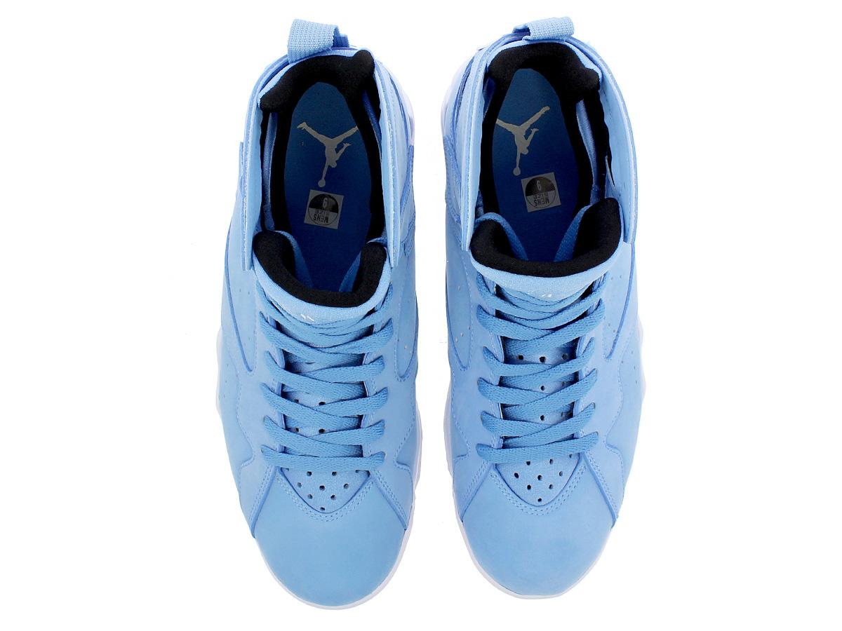 """Air Jordan 7 Retro /""""Pantone/"""" Men/'s Shoes University Blue//White//Black 304775-400"""
