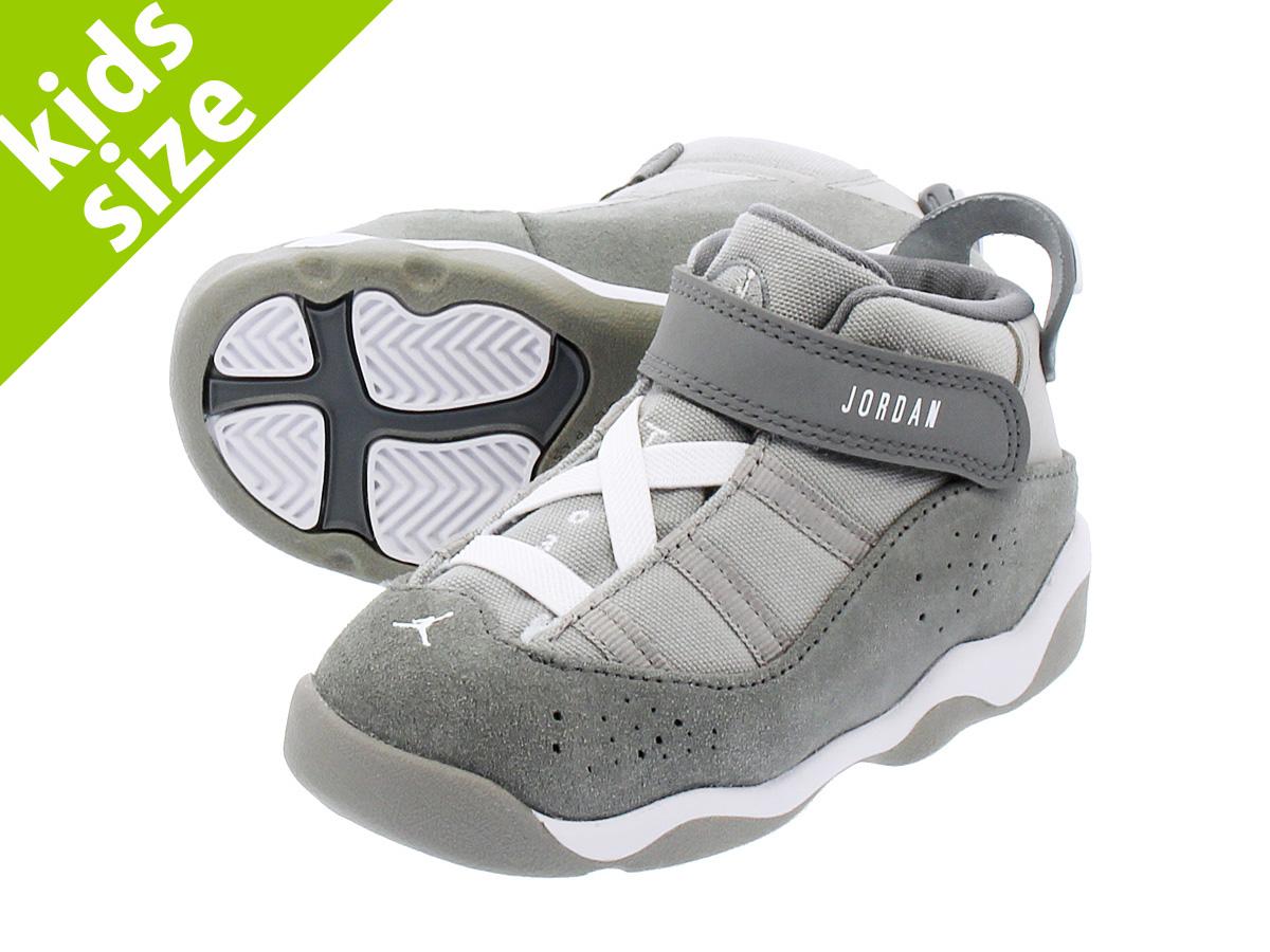 af5249cf7dc LOWTEX PLUS: NIKE JORDAN 6 RINGS TD Nike Jordan 6 RINGS Co.,Ltd. TD MATTE  SILVER/WHITE/COOL GREY 323,420-014 | Rakuten Global Market