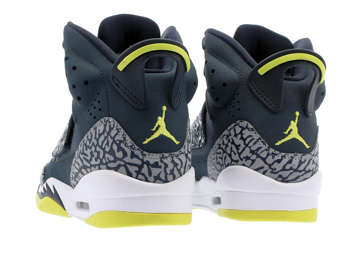 sale retailer 33eef ac84c NIKE JORDAN SON OF MARS GS Nike Jordan sun of Mars GS ARMORY NAVY  ELECTROLIME 512,246-405