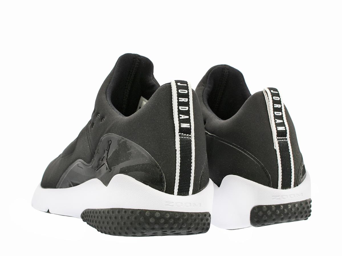 b9eee2d619e NIKE AIR JORDAN TRAINER ESSENTIAL Nike Air Jordan trainer essential BLACK  BLACK WHITE