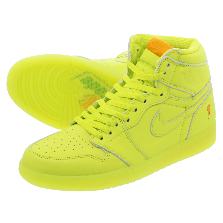 NIKE AIR JORDAN 1 RETRO HIGH OG G8RD 【GATORADE】 【LIKE MIKE】 ナイキ エア ジョーダン 1 レトロ ハイ OG G8RD CYBER/CYBER aj5997-345