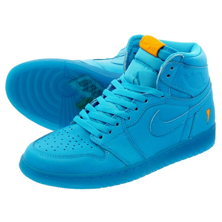 03b077b1afce NIKE AIR JORDAN 1 RETRO HIGH OG G8RD 나이키 에어 조던 1 레트로하이 OG G8RD BLUE  LAGOON BLUE LAGOON