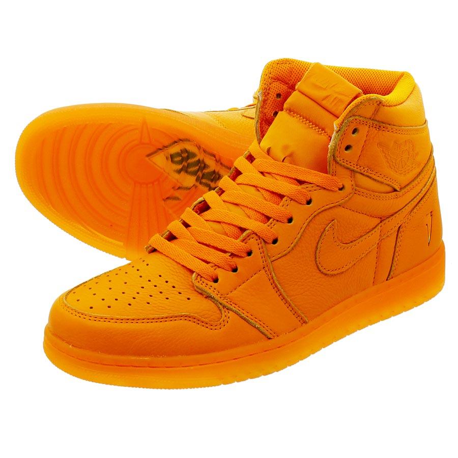LOWTEX PLUS: NIKE AIR OG JORDAN 1 RETRO HIGH OG AIR G8RD Nike Air Jordan 1 611523