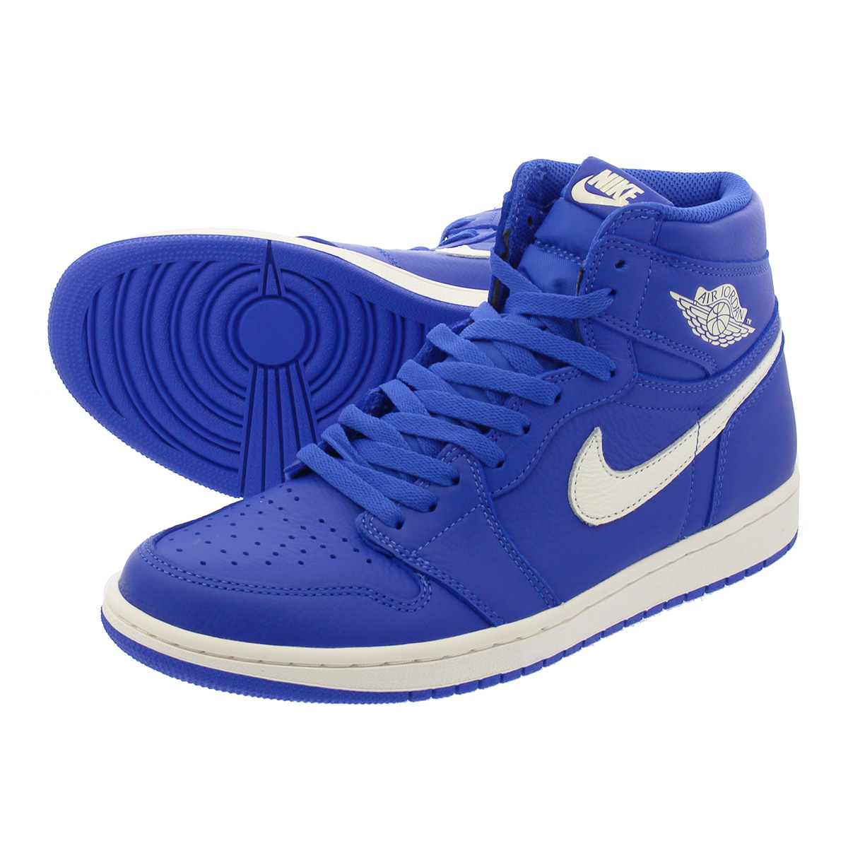 f8f3e324d2102e NIKE AIR JORDAN 1 RETRO HIGH OG Nike Air Jordan 1 nostalgic high OG HYPER  ROYAL SAIL 555