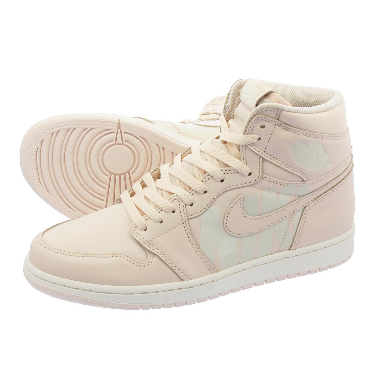 factory price cd246 96817 NIKE AIR JORDAN 1 RETRO HIGH OG Nike Air Jordan 1 nostalgic high OG GUAVA  ICE SAIL 555,088-801
