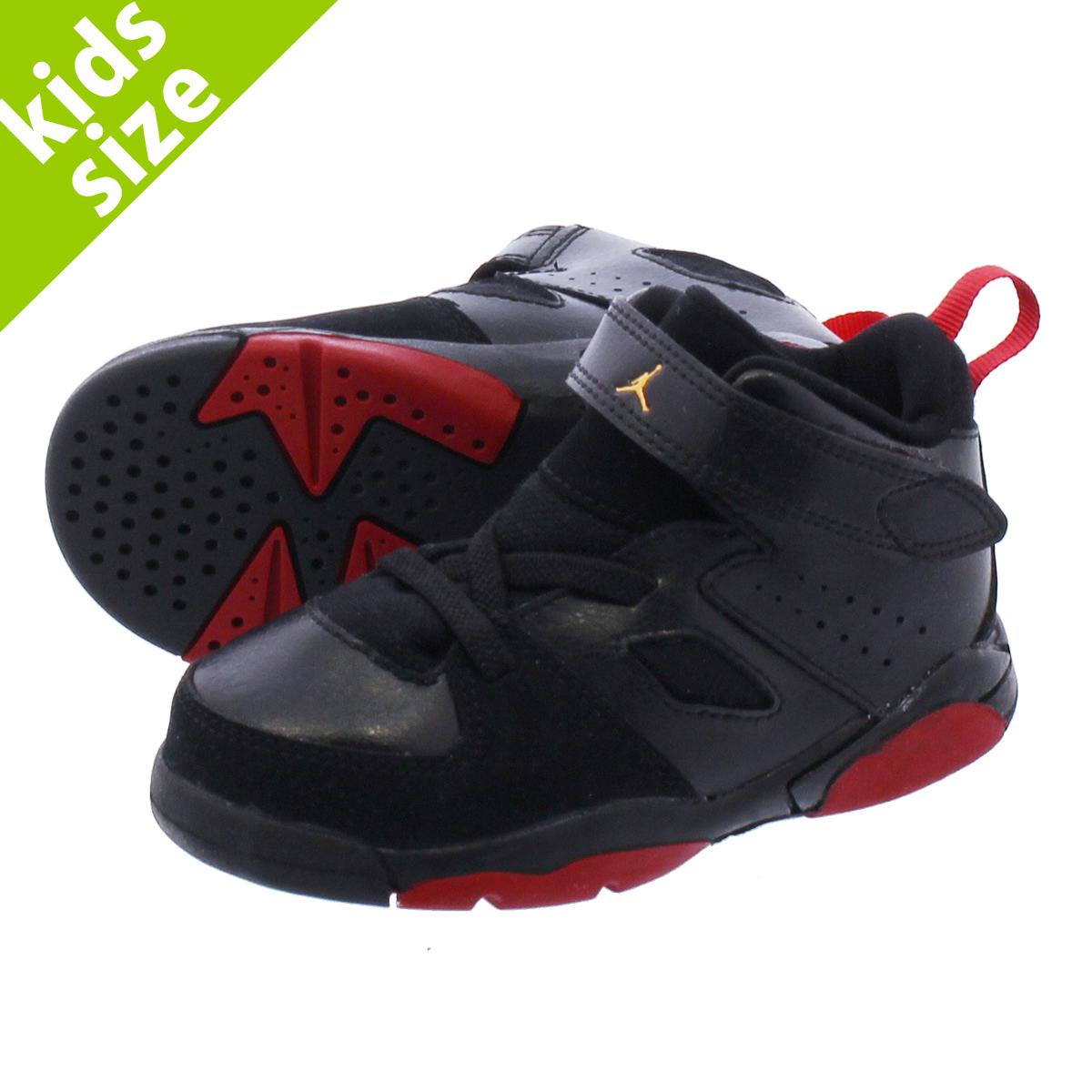 e0951dc7ad8f4b NIKE JORDAN FLIGHT CLUB 91 TD Nike Jordan flight club 91 TD BLACK RED  555