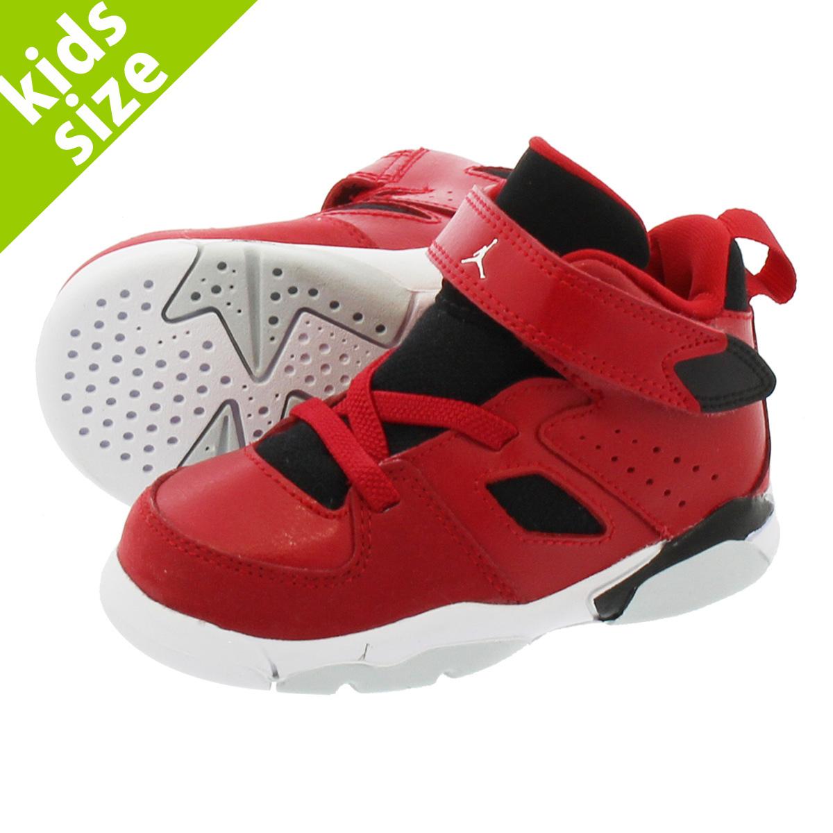 NIKE JORDAN FLIGHT CLUB 91 TD Nike Jordan flight club 91 TD RED BLACK WHITE 3abc7c3ae351