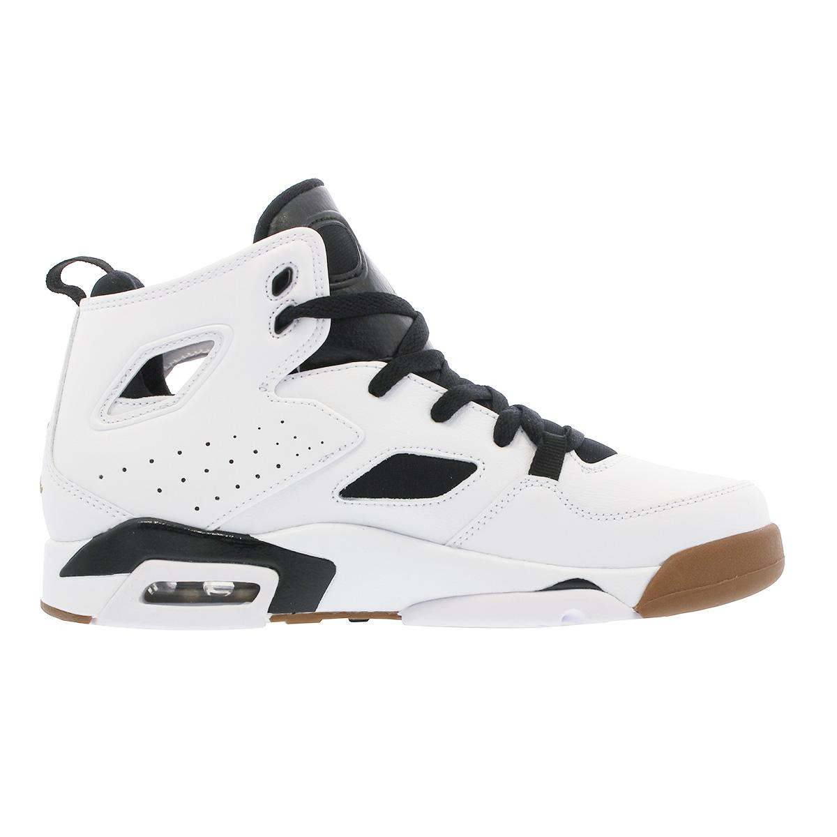 NIKE JORDAN FLIGHT CLUB 91 GG Nike Jordan flight club 91 GG  WHITE BLACK GOLD 555 7091629c5010