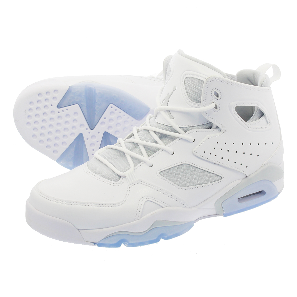 92735e3fc39b NIKE JORDAN FLIGHT CLUB 91 Nike Jordan flight club 91 WHITE PURE PLATINUM  555