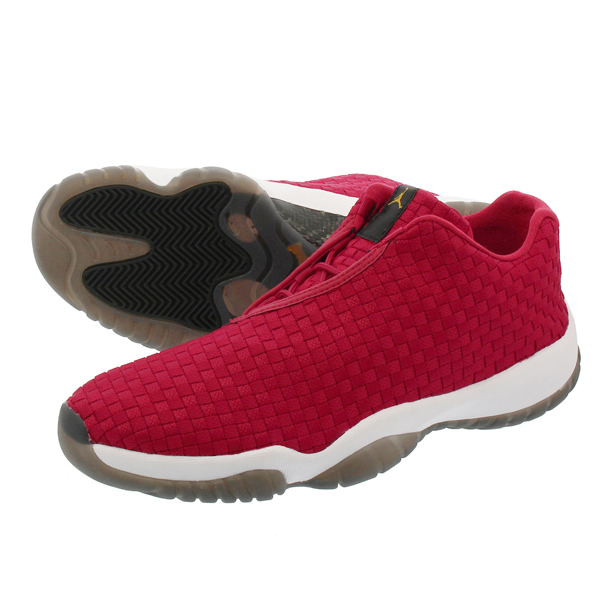 2814b332db9 NIKE AIR JORDAN FUTURE LOW Nike Air Jordan future low GYM RED/WHITE/BLACK  ...