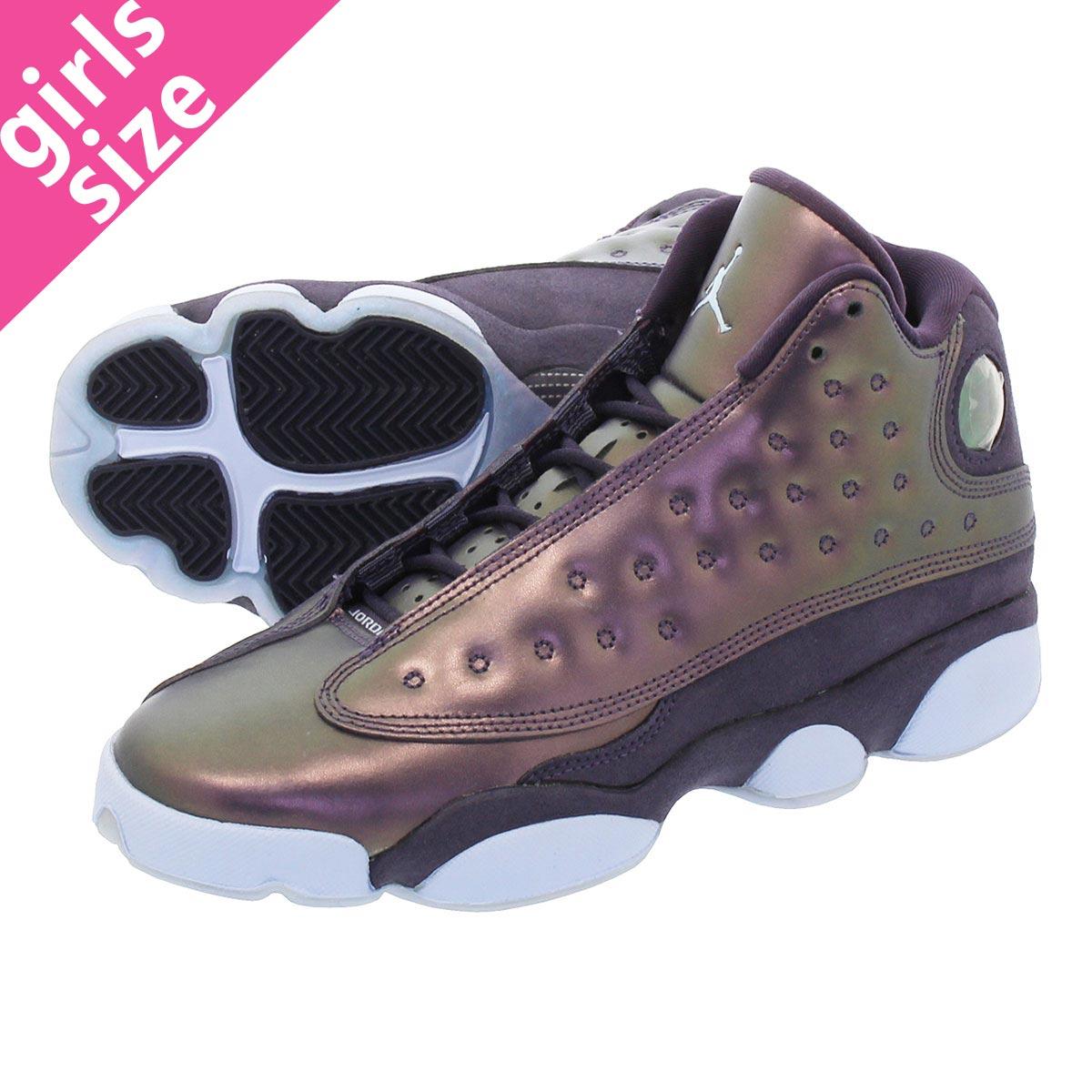 aceb5e5b LOWTEX PLUS: NIKE AIR JORDAN 13 RETRO Nike Air Jordan 13 nostalgic GG DARK  RAISIN/HYDROGEN BLUE aa1236-520 | Rakuten Global Market