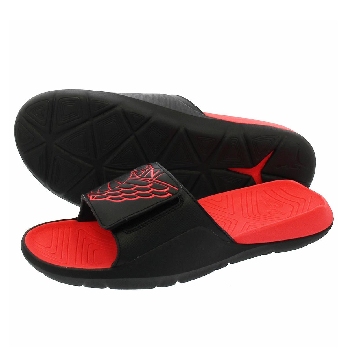 huge discount b5458 304dc NIKE JORDAN HYDRO 7 Nike Jordan high mud 7 BLACK INFRARED 23
