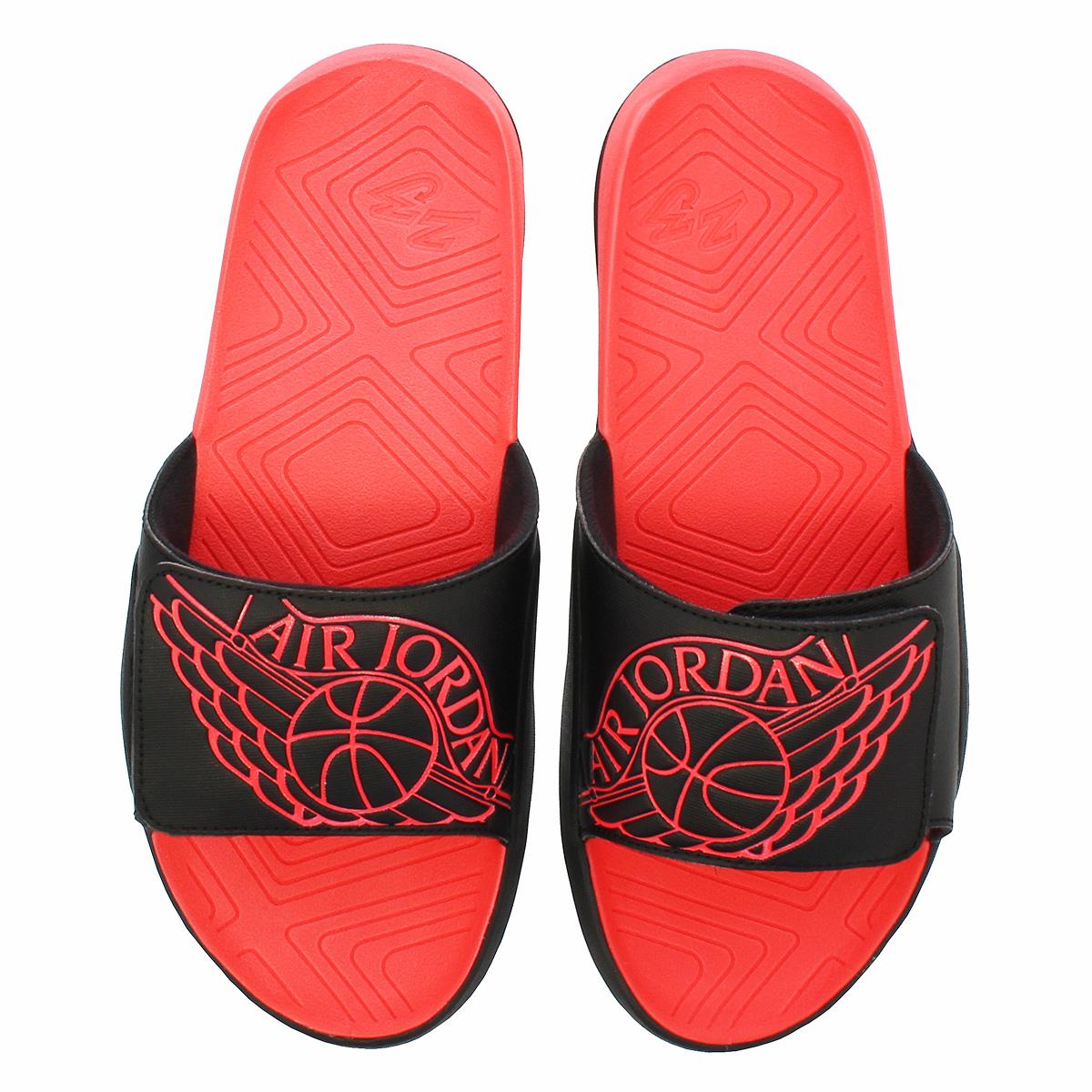 d1a9244e589b LOWTEX PLUS  NIKE JORDAN HYDRO 7 Nike Jordan high mud 7 BLACK ...