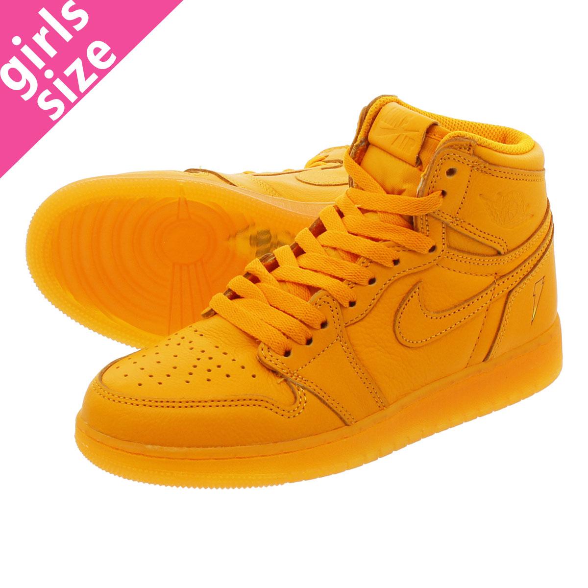 f3434531bc84 NIKE AIR JORDAN 1 RETRO HIGH OG G8RD BG Nike Air Jordan 1 nostalgic high OG  BG ORANGE PEEL ORANGE PEEL