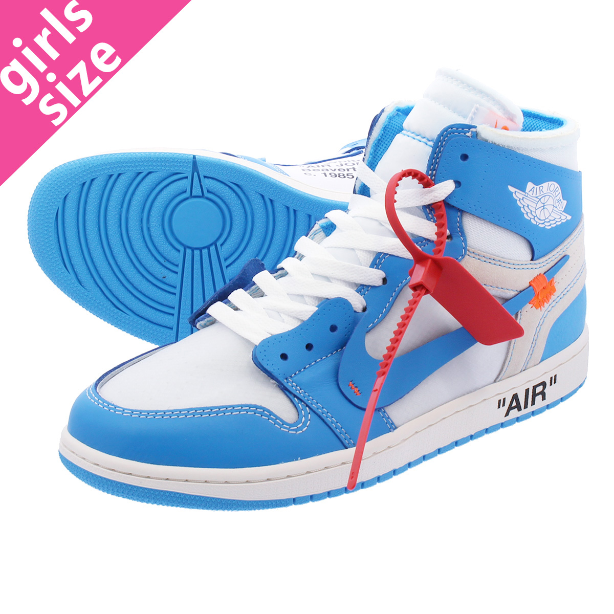 日本製 NIKE ジョーダン AIR JORDAN 1 NIKE RETRO HIGH NRG【OFF-WHITE POWDER】 ナイキ エア ジョーダン 1 レトロ ハイ NRG WHITE/CONE/DARK POWDER BLUEaq0818-148, 清風ハートピア:ae5a202d --- canoncity.azurewebsites.net