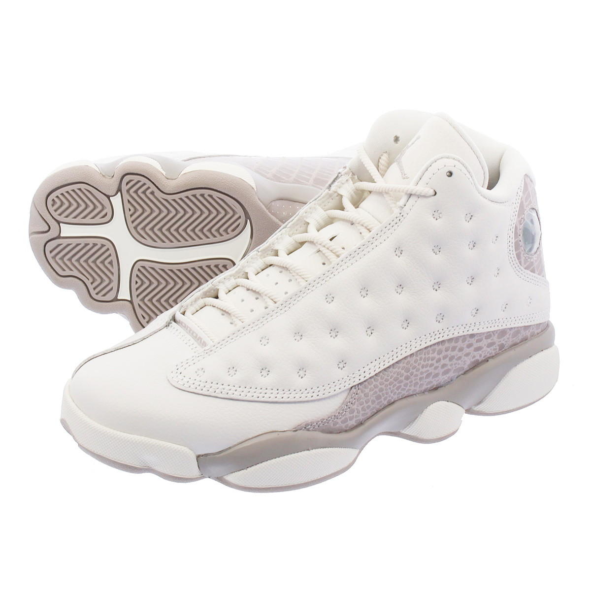 deef4cb5eead NIKE WMNS AIR JORDAN 13 RETRO Nike women Air Jordan 13 nostalgic  PHANTOM MOON PARTICLE aq1757-004