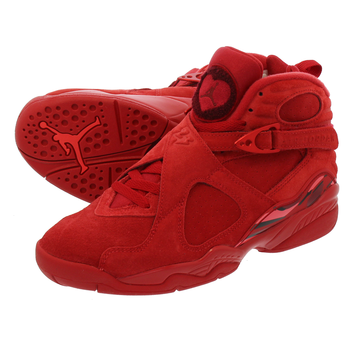 NIKE WMNS AIR JORDAN 8 RETRO VDAY 【VALENTINE'S DAY】 ナイキ ウィメンズ エア ジョーダン 8 レトロ GYM RED/EMBER GLOW/TEAM RED aq2449-614