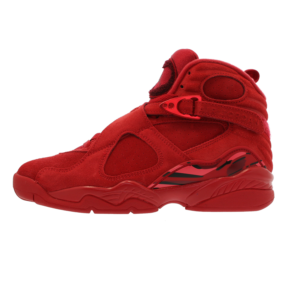 premium selection 8034a c6bc3 NIKE WMNS AIR JORDAN 8 RETRO VDAY Nike women Air Jordan 8 nostalgic GYM  RED/EMBER GLOW/TEAM RED aq2449-614