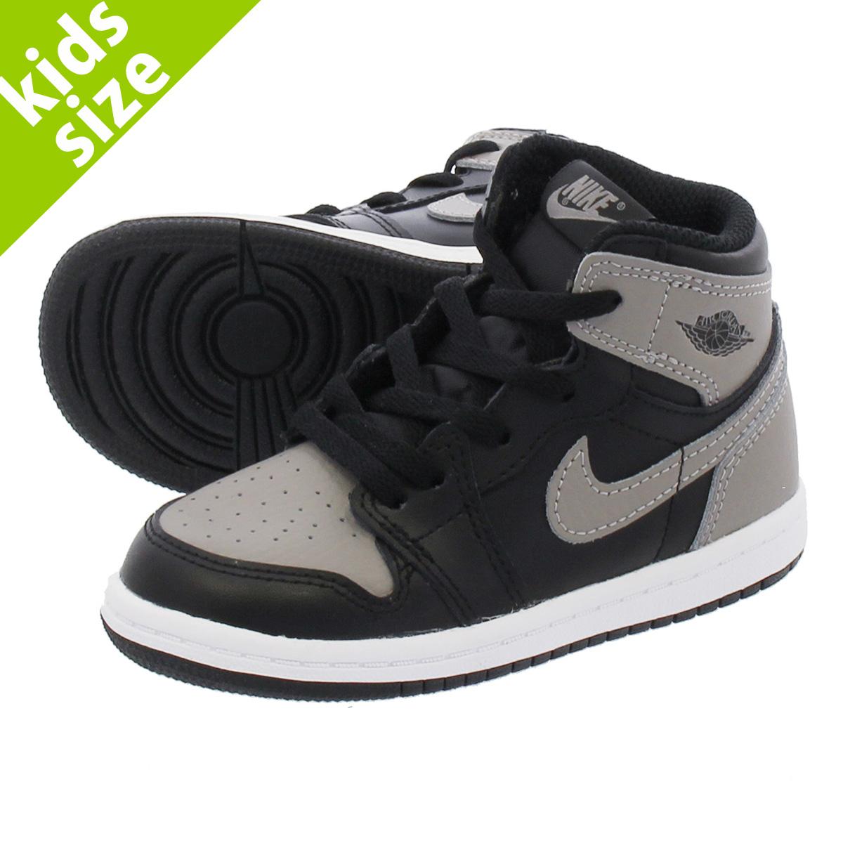 43ec582005e NIKE AIR JORDAN 1 RETRO HIGH OG BT Nike Air Jordan 1 nostalgic high OG BT  BLACK MEDIUM GREY WHITE aq2665-013