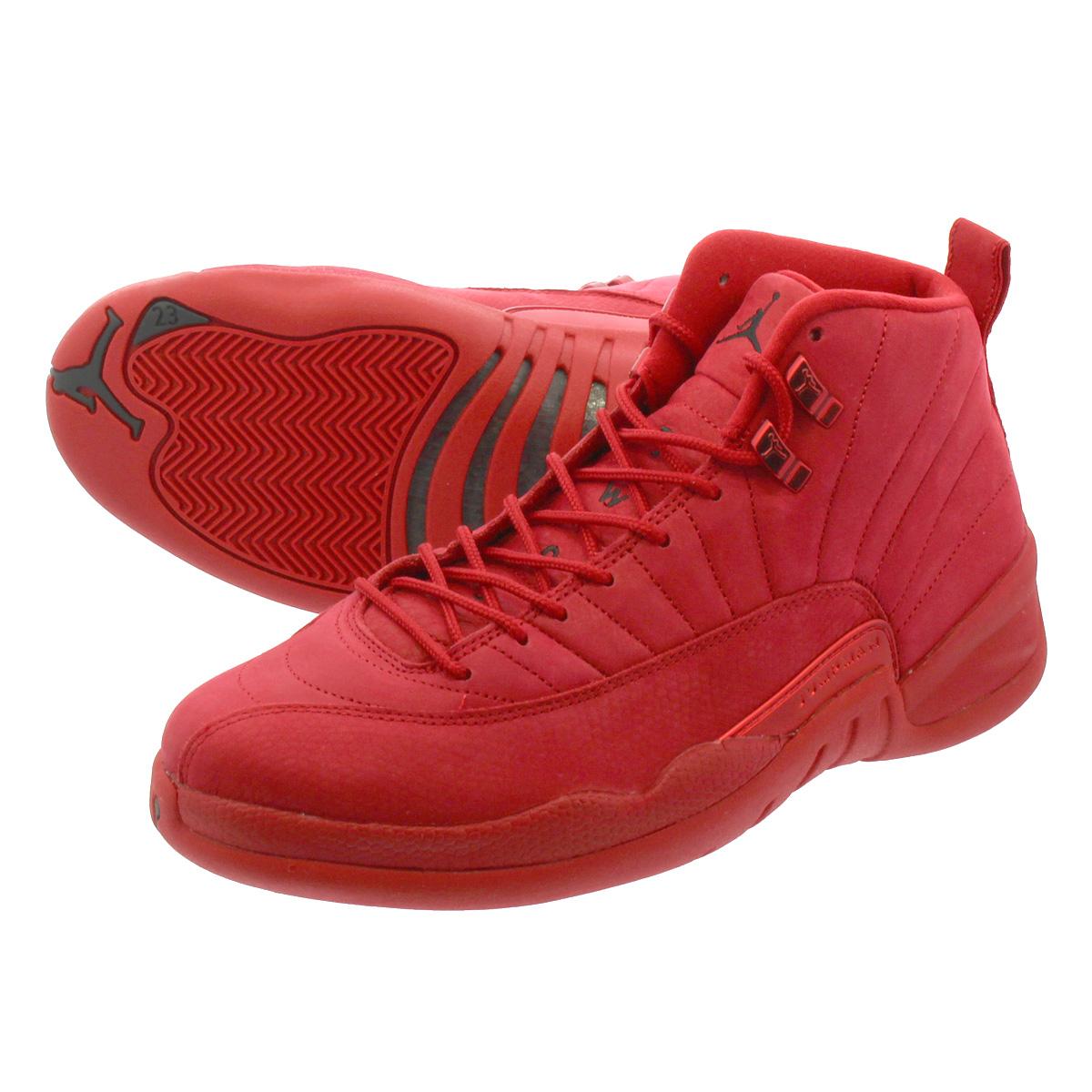 423eca6f8d8b4c LOWTEX PLUS  NIKE AIR JORDAN 12 RETRO Nike Air Jordan 12 nostalgic GYM RED BLACK  130