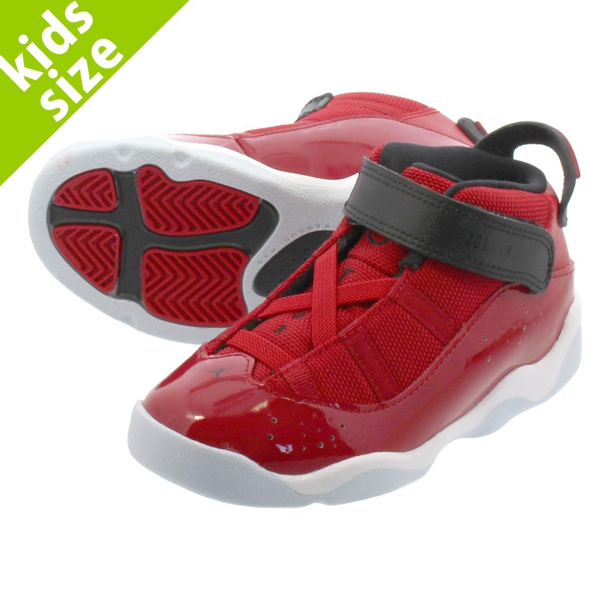 70e264f9c85 LOWTEX PLUS: NIKE JORDAN 6 RINGS TD Nike Jordan 6 RINGS Co.,Ltd. TD GYM  RED/BLACK/WHITE 323,420-601 | Rakuten Global Market