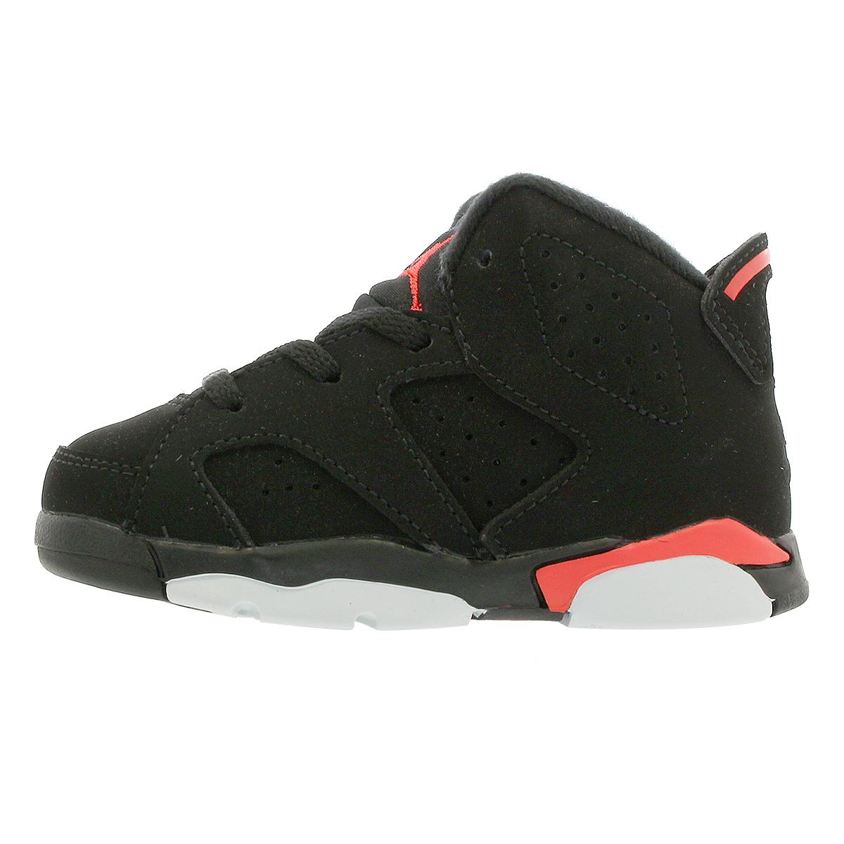 a0aadb269b38ef LOWTEX PLUS  NIKE AIR JORDAN 6 RETRO BT Nike Air Jordan 6 nostalgic BT BLACK  INFRARED 384