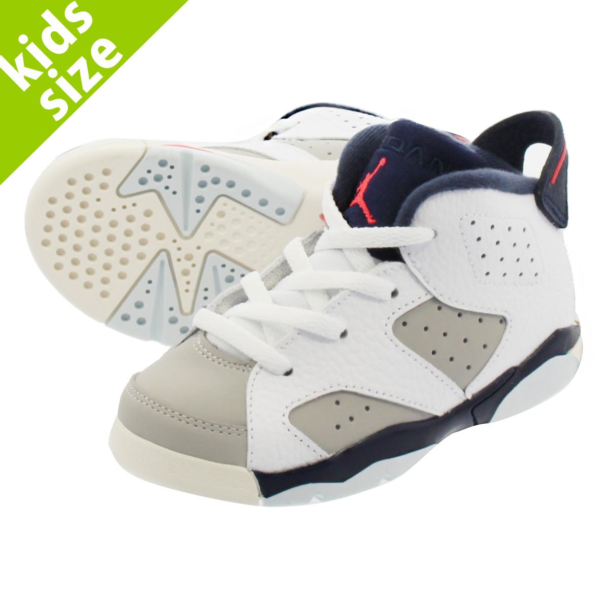 e985c4caf3b6 NIKE AIR JORDAN 6 RETRO BT Nike Air Jordan 6 nostalgic BT WHITE INFRARED  23 NEUTRAL GREY OBSIDIAN 384