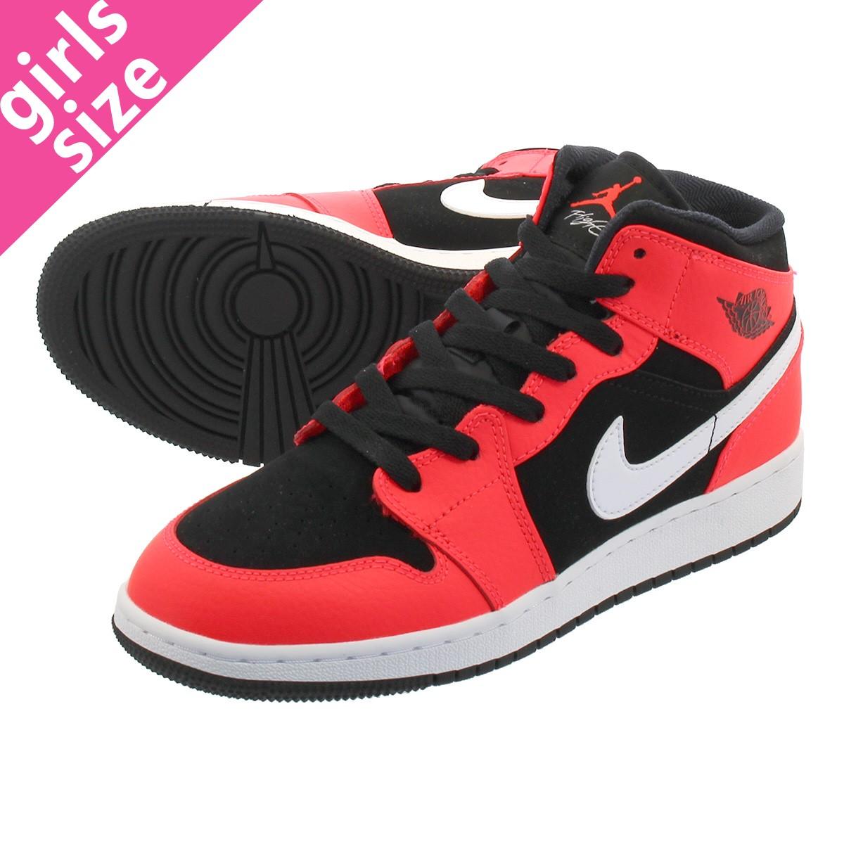 50c9cf220587e8 ... Jordan 1 Mid Infrared GS Sz 7
