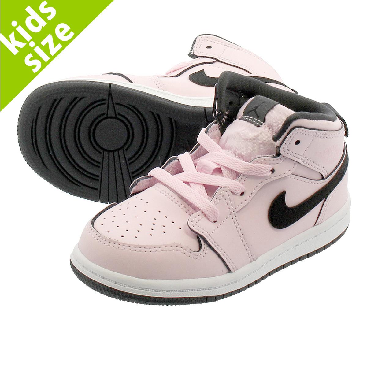 buy popular df82e 9a874 NIKE AIR JORDAN 1 MID GT Nike Air Jordan 1 mid GT PINK FOAM   BLACK WHITE ANTHRACITE 644,507-601
