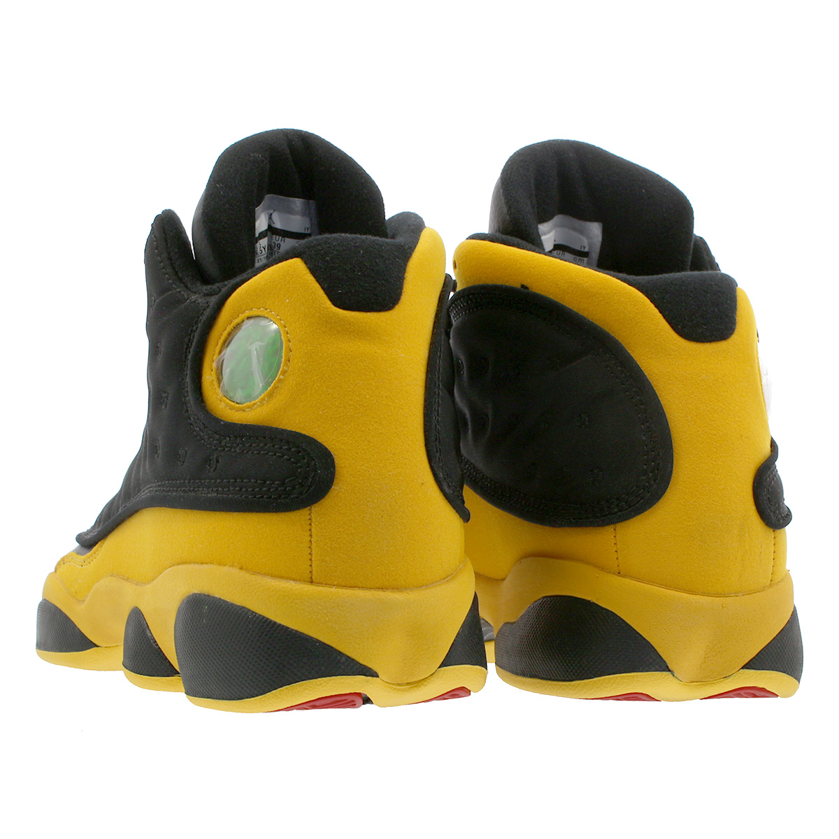 outlet store 84f98 323a3 NIKE AIR JORDAN 13 RETRO BG Nike Air Jordan 13 nostalgic BG  BLACK/UNIVERSITY RED/UNIVERSITY GOLD 884,129-035