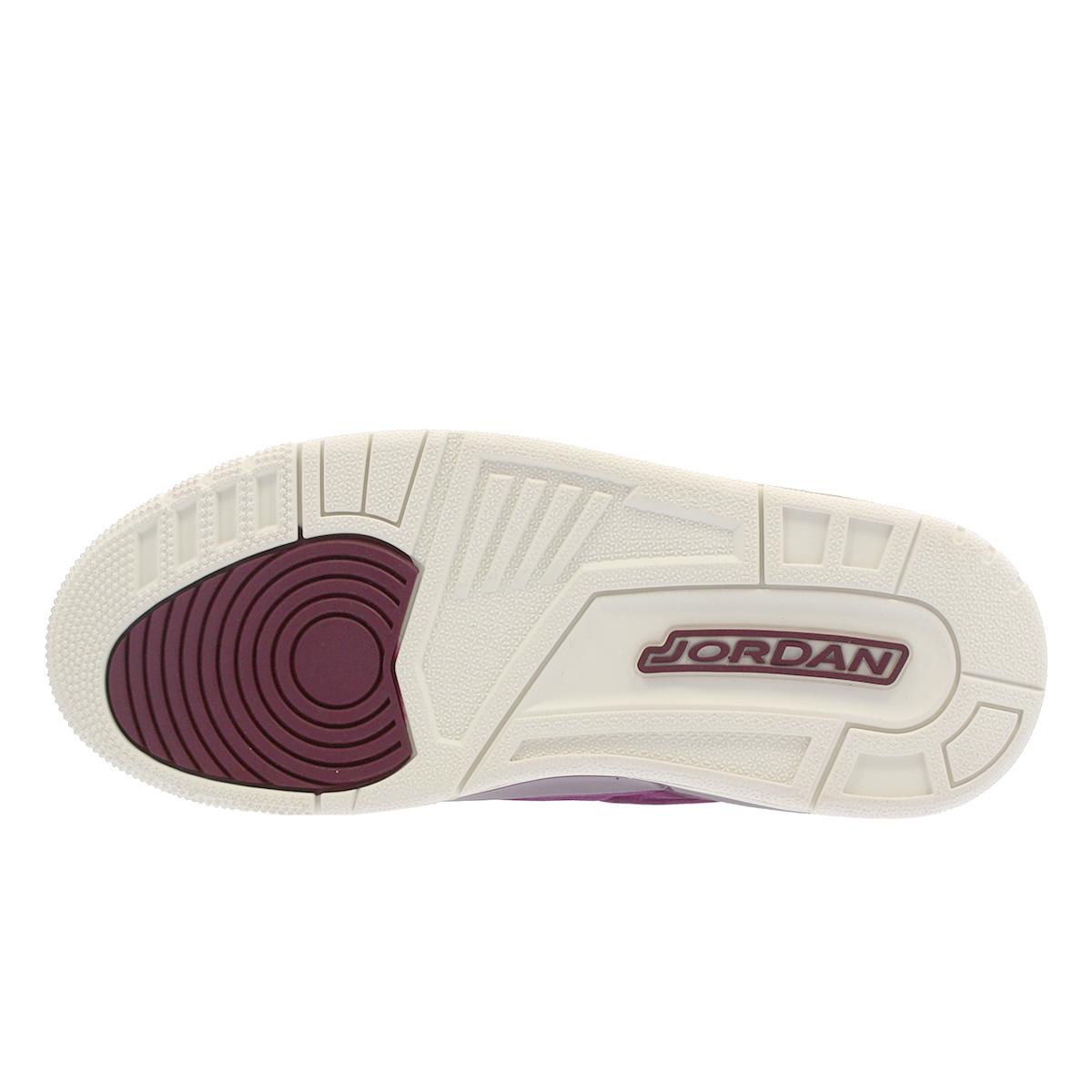 factory authentic d9bca b8cf4 ... NIKE WMNS AIR JORDAN 3 RETRO SE Nike women Air Jordan 3 nostalgic SE  BORDEAUX  ...