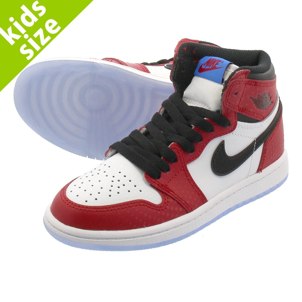 new product 7dfaf 8f18b NIKE AIR JORDAN 1 RETRO HIGH OG BP Nike Air Jordan 1 nostalgic high OG BP  GYM RED/WHITE/PHOTO BLUE/BLACK