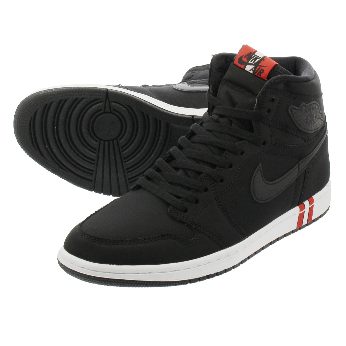 NIKE AIR JORDAN 1 RETRO HIGH OG BCFC 【PSG】 ナイキ エア ジョーダン 1 レトロ ハイ OG BLACK/WHITE/CHALLENGE RED ar3254-001