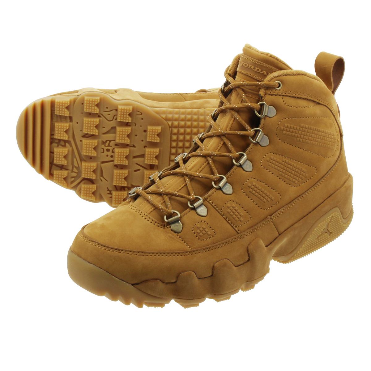 sneakers for cheap 3dbda 57f38 NIKE AIR JORDAN 9 RETRO NRG Nike air Jordan 9 nostalgic NRG WHEAT WHEAT BAROQUE  BROWN ar4491-700
