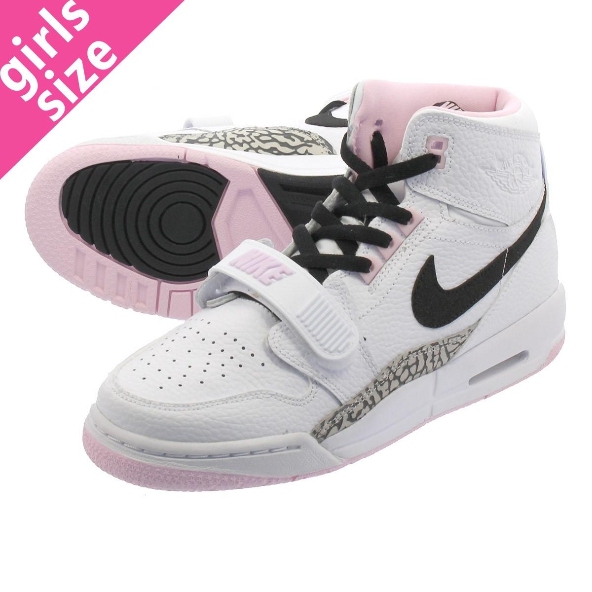 best service 2d999 fdcd3 NIKE AIR JORDAN LEGACY 312 GS Nike Air Jordan Legacy 312 GS WHITE BLACK  ...