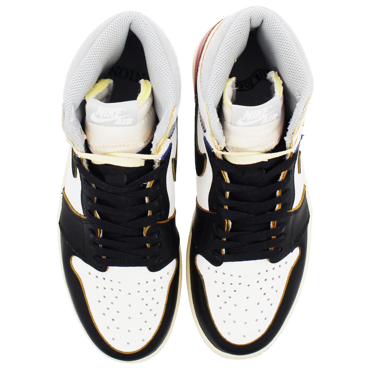 bab7e8f4fa6 NIKE AIR JORDAN 1 RETRO HIGH OG NRG Nike Air Jordan 1 nostalgic high OG NRG  union WHITE VARSITY RED WOLF GREY BLACK bv1300-106
