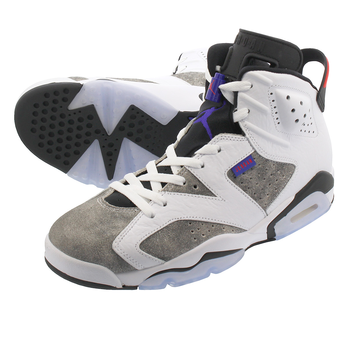 【ビッグサイズ】 NIKE AIR JORDAN 6 RETRO 【FLIGHT NOSTALGIA】 ナイキ エア ジョーダン 6 レトロWHITE/BLACK/INFRARED 23/DARK CONCORD ci3125-100