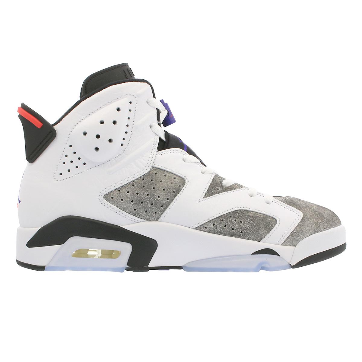 6c24b5b7c2e ... NIKE AIR JORDAN 6 RETRO Nike Air Jordan 6 nostalgic  WHITE/BLACK/INFRARED 23 ...