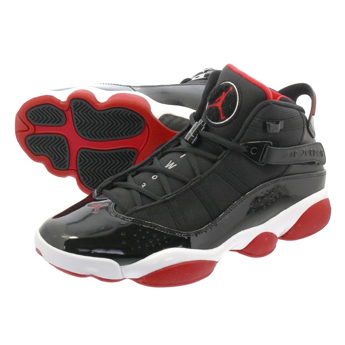 8b931c7f2d1 LOWTEX PLUS: NIKE JORDAN 6 RINGS Nike Jordan 6 RINGS Co.,Ltd. BLACK/VARSITY  RED/WHITE 322,992-062 | Rakuten Global Market