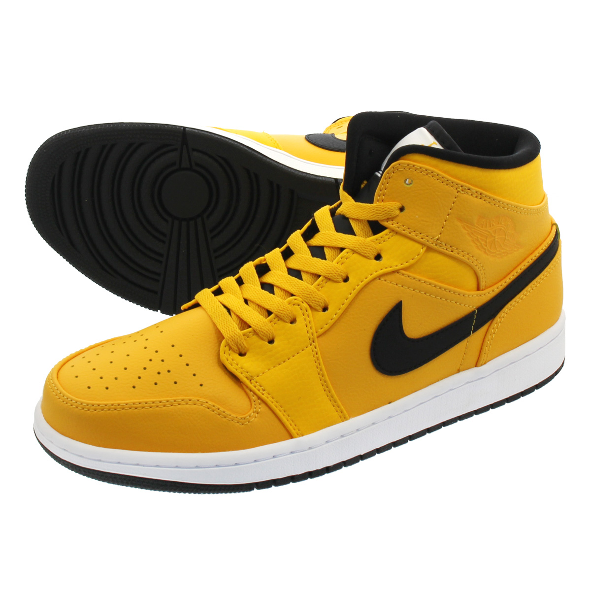 air jordan 1 mid gold